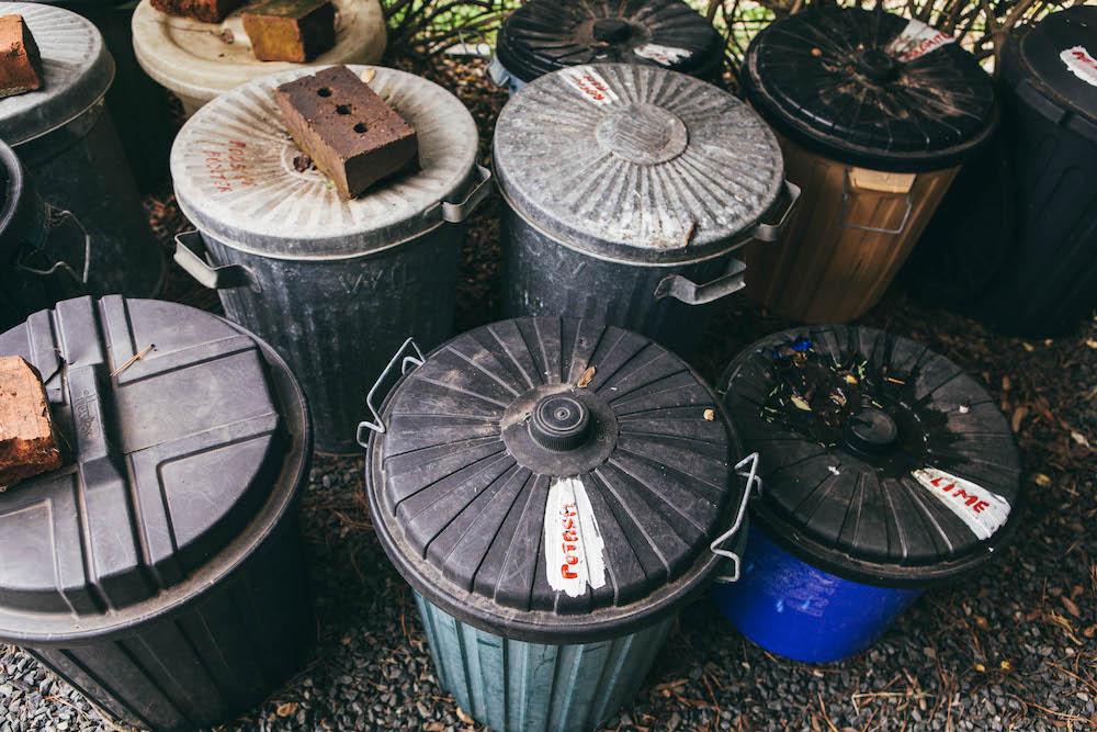 Compost components