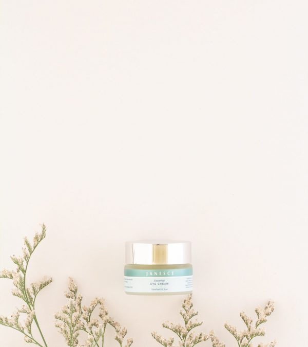 Essential Eyecream  | Janesce NZ | Natural Skincare NZ