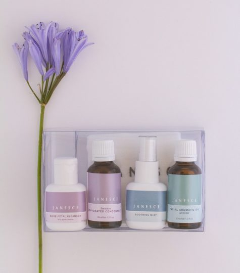 Hypersensitive Pack | Janesce NZ | Natural Skincare NZ