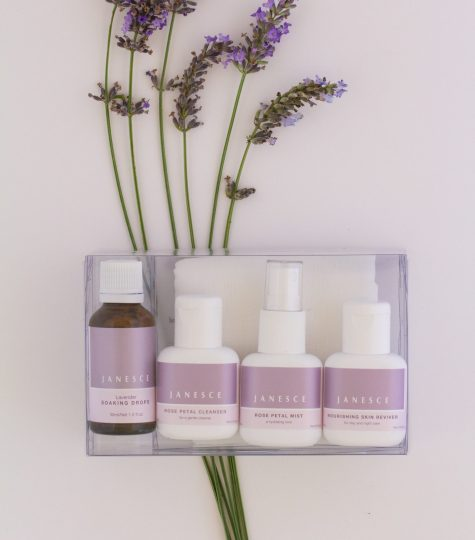 Lavender Introductory Pack | Janesce NZ | Natural Skincare NZ