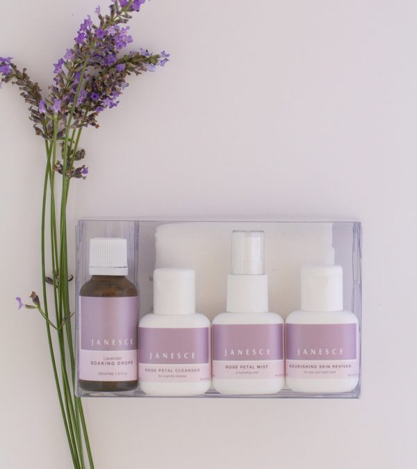 Lavender Intro Pack | Janesce NZ | Natural Skincare NZ