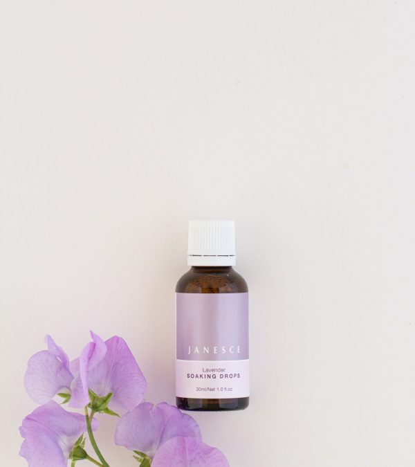Lavender Soaking Drops | Janesce NZ | Natural Skincare NZ