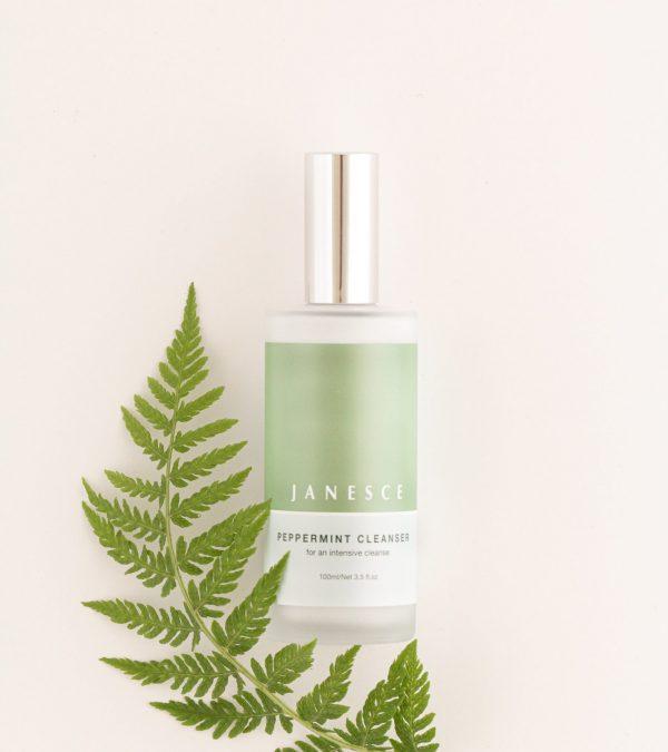 Peppermint Cleanser | Janesce NZ | Natural Skincare NZ