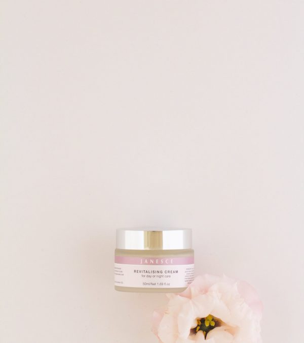 Revitalising Cream | Janesce NZ | Natural Skincare NZBackground-min