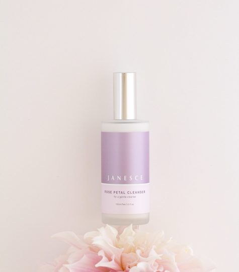 Rose Petal Cleanser  | Janesce NZ | Natural Skincare NZ