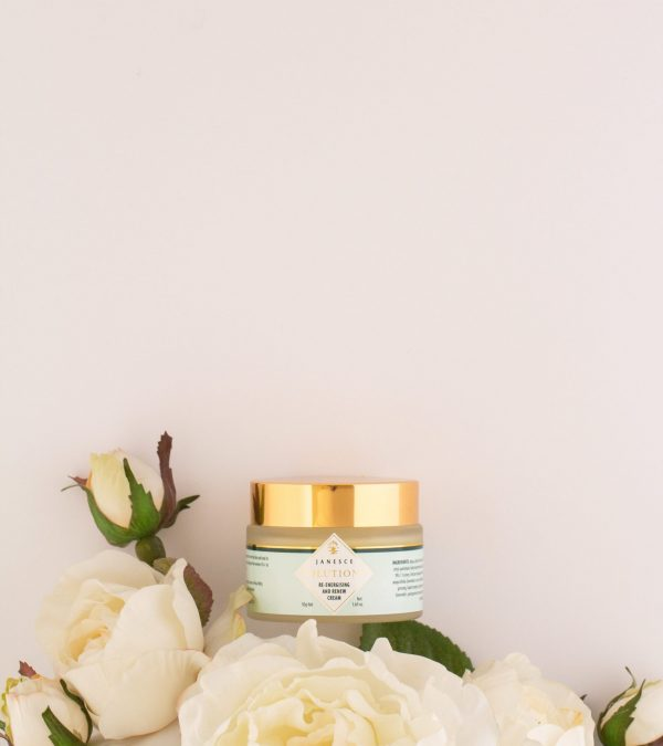 Re-energising and Renew Cream | Janesce NZ | Natural Skincare NZ