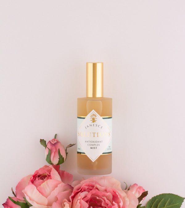 Solutions Antioxidant Mist | Janesce NZ | Natural Skincare NZ