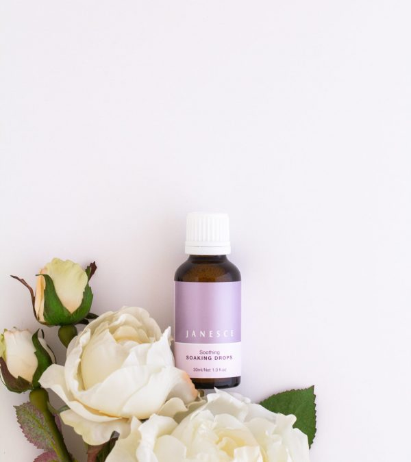 Soothing Soaking Drops  | Janesce NZ | Natural Skincare NZ